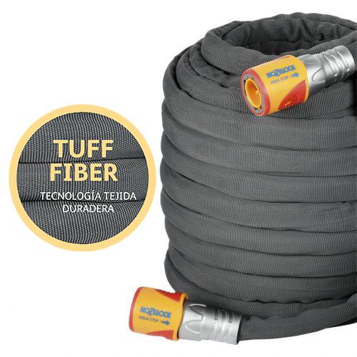 Tuff fibre & coil ES